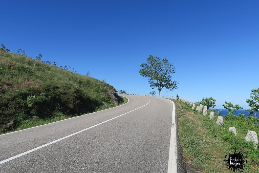 Subida do Monte Santa Trega
