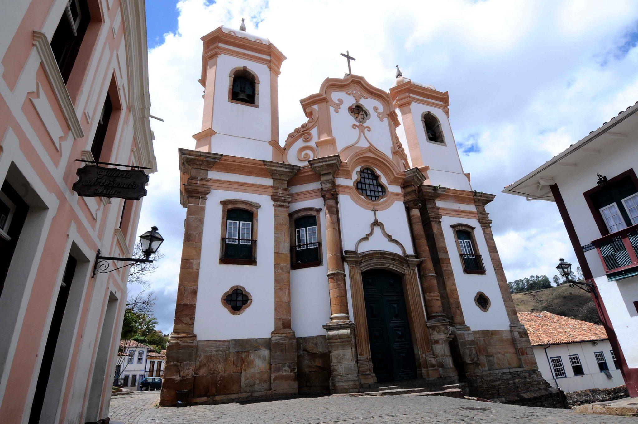 Igreja Matriz Basílica de Nossa Senhora do Pilar